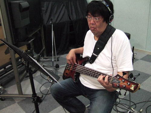 2009_0529ベース、加瀬達さん
